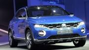 Volkswagen T-ROC : première mondiale à Genève