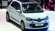 L'intérieur de la nouvelle Renault Twingo
