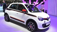 Renault Twingo III : Nos images au Salon de Genève