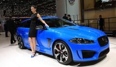 Jaguar XFR-S Sport Brake : un break dopé à l'EPO ?
