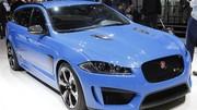 Jaguar XF R-S Sportbrake, les joies des transports en commun