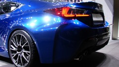Lexus RC-F: la terreur
