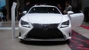 Lexus RC F Sport: une petite RC F