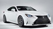 La vraie nouveauté, c'est la Lexus RC F-Sport