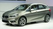 BMW Série 2 Active Tourer : premier essai du bavarois