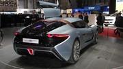 Quant e-sport limousine : une technologie issue de la Nasa