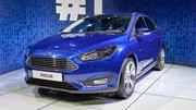 La Ford Focus s'offre un lifting