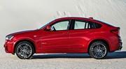 BMW X4 : Absence remarquée
