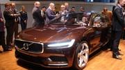 Volvo Concept Estate: réincarnation