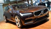 Volvo Estate Concept : le suédois fait le break