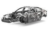 La Jaguar XE dévoile son minois