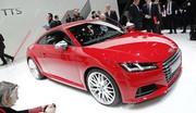 L'Audi TTS sort la grosse cavalerie à Genève avec ses 310 ch