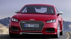 Audi TT : émotion et haute technologie