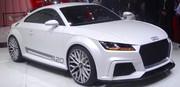 Audi TT Quattro Sport Concept : l'escalade perpétuelle