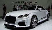Concept Audi TT Quattro Sport : tous les détails et photos en direct de Genève