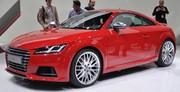 L'Audi TT monte en gamme au Salon de Genève