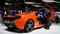 McLaren au salon de Genève 2014