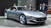 Maserati Alfieri Concept : Nos images au Salon de Genève