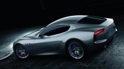 Maserati Alfieri concept : joyeux anniversaire !