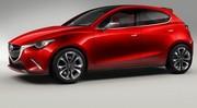 Mazda Hazumi : La future Mazda2 ?