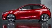 Mazda Hazumi : la Mazda2 s'annonce