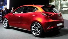 Mazda Hazumi : la Mazda 2 se profile