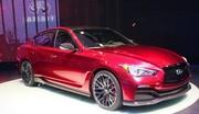 Infiniti Q50 Concept Eau rouge : tueuse de M3