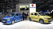 Suzuki Celerio : du nouveau chez Suzuki