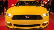 La Mustang confirmée pour l'Europe