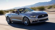 La Ford Mustang enlève le haut !