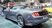 Ford Mustang Cabriolet : bonheur des coiffeurs