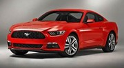 Ford Mustang : visa pour l'Europe