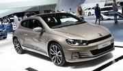 Le coupé Volkswagen Scirocco, en toute discrétion au salon de Genève