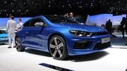 La Volkswagen Scirocco restylée