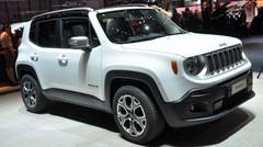 Le Jeep Renegade séduit au Salon de Genève