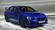 Subaru présente la WRX STI 2014