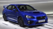 Subaru WRX STI : le voile se lève