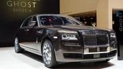 La Rolls Royce Ghost Series II, synonyme de simplicité ?