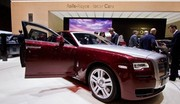 Rolls-Royce au salon de Genève 2014