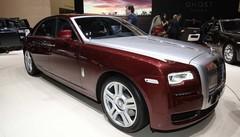 Rolls Royce Ghost Series II : encore plus confortable, c'est possible !