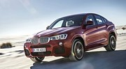 BMW X4 2014 : Il n'est pas à Genève mais voici les premières infos et photos officielles