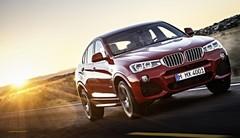 BMW X4 : Le petit frère du X6 fait cavalier seul