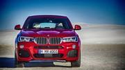 Tout sur le nouveau crossover : BMW X4