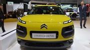 Citroën C4 Cactus : Nos images au Salon de Genève