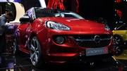L'Opel Adam S en direct
