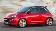Opel Adam S : petite bombinette