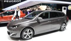 Peugeot 308 SW : Nos images au Salon de Genève