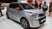 Citroën C1/ Peugeot 108/ Toyota Aygo : Nos images au Salon de Genève