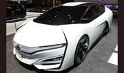 Honda FCEV Concept, le futur selon Honda