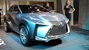 Lexus : le crossover NX dévoilé le 20 avril à Pékin
